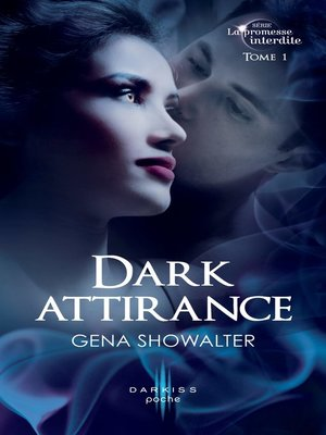 cover image of Dark attirance