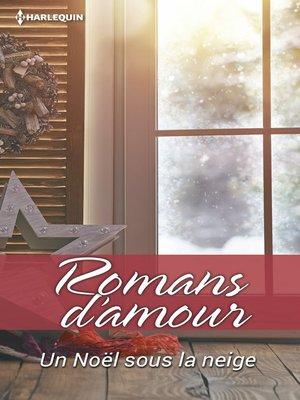 cover image of Un Noël sous la neige