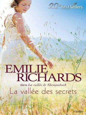 cover image of La vallée des secrets