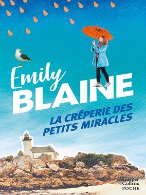 cover image of La crêperie des petits miracles