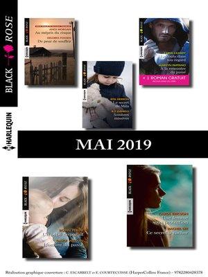 cover image of 10 romans Black Rose + 1 gratuit (n°532 à 536--Mai 2019)