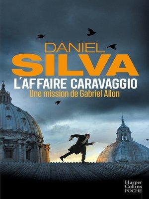 cover image of L'affaire Caravaggio