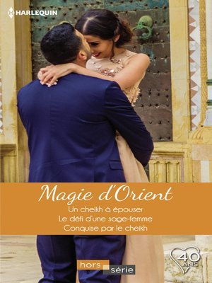 cover image of Magie d'Orient