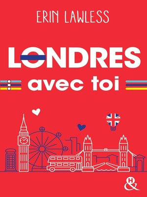 cover image of Londres avec toi