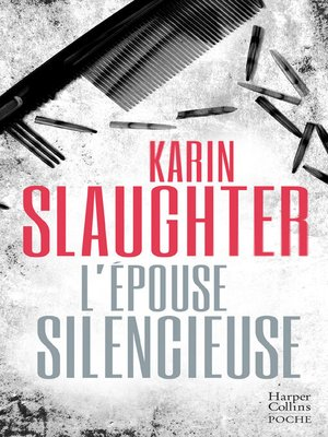 cover image of L'épouse silencieuse