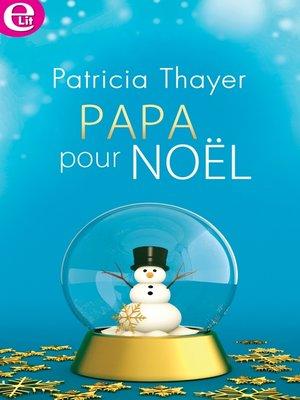 cover image of Papa pour Noël