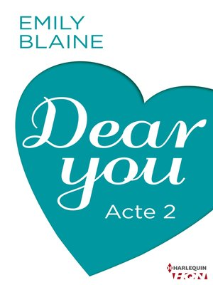 cover image of Dear You--Acte 2