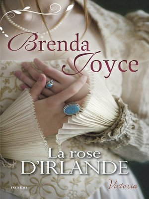 cover image of La rose d'Irlande