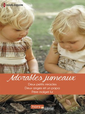 cover image of Adorables jumeaux