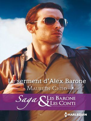 cover image of Le serment d'Alex Barone