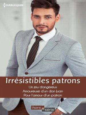 cover image of Irrésistibles patrons