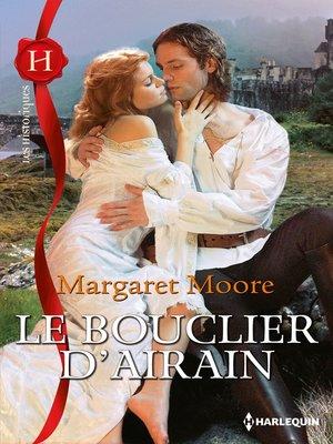 cover image of Le bouclier d'airain