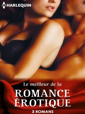 cover image of Le meilleur de la romance érotique