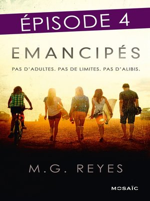 cover image of Emancipés--Episode 4