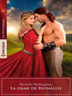 cover image of La dame de Rionallis