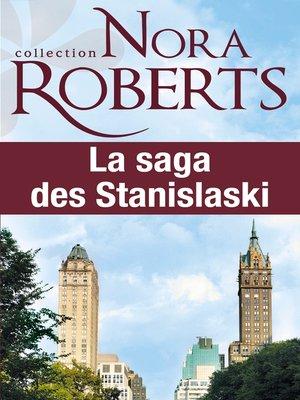 cover image of La saga des Stanislaski