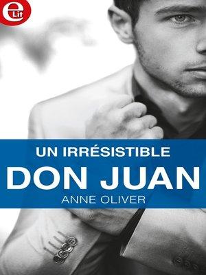 cover image of Un irrésistible don Juan