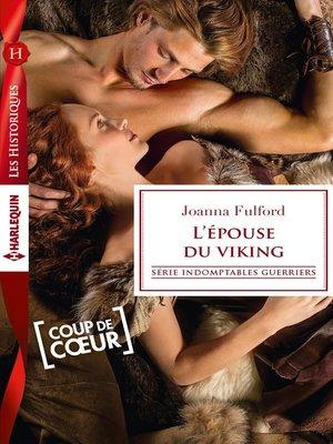 cover image of L'épouse du viking