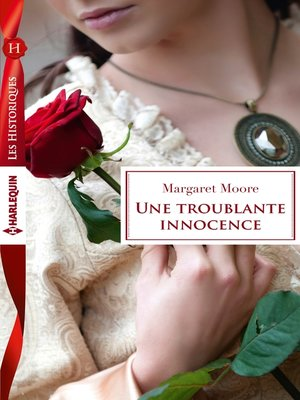 cover image of Une troublante innocence