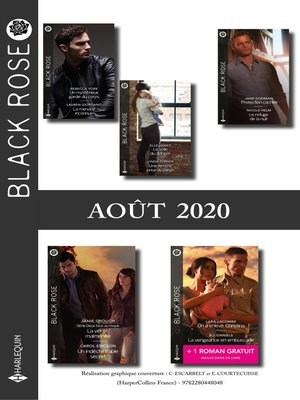cover image of Pack mensuel Black Rose