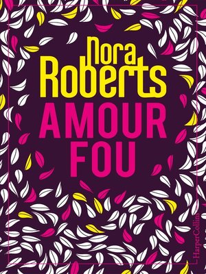 cover image of Amour fou