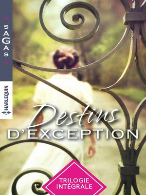 cover image of Destins d'exception
