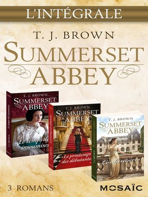 cover image of Summerset Abbey