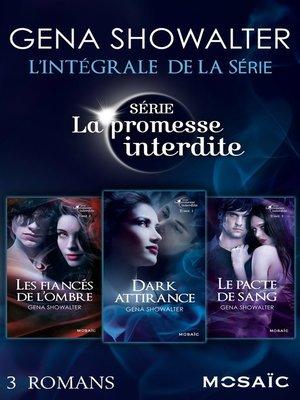 cover image of La promesse interdite