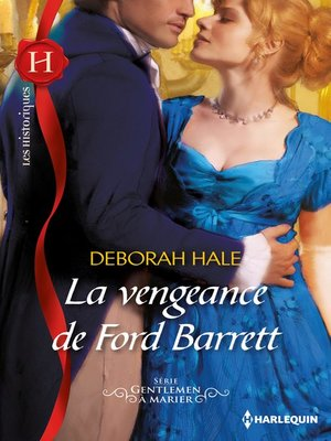 cover image of La vengeance de Ford Barrett