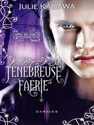 cover image of Ténébreuse Faérie