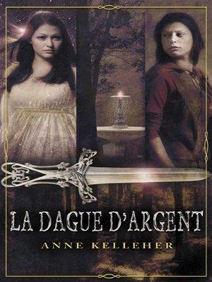 cover image of La dague d'argent