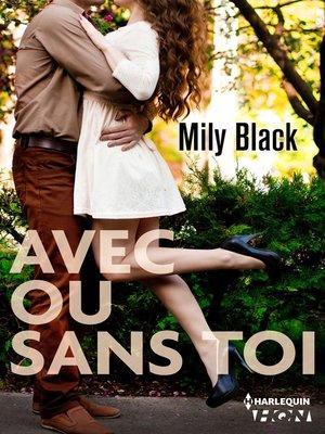 cover image of Avec ou sans toi