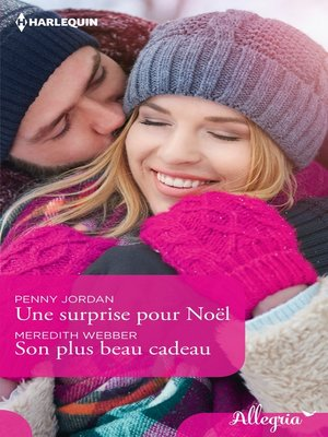 cover image of Une surprise pour Noël--Son plus beau cadeau