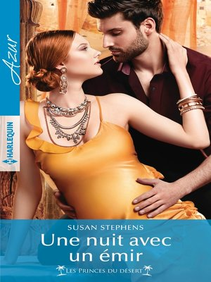 cover image of Une nuit avec un émir