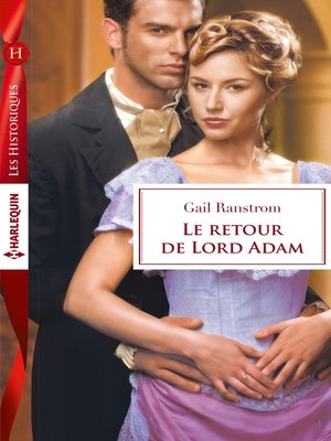 cover image of Le retour de lord Adam