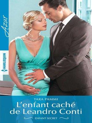 cover image of L'enfant caché de Leandro Conti