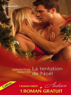 cover image of La tentation de Noël--Intime proposition