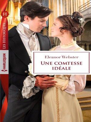 cover image of Une comtesse idéale