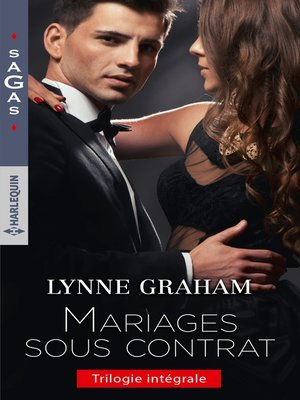 cover image of Mariages sous contrat