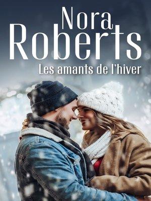 cover image of Les amants de l'hiver