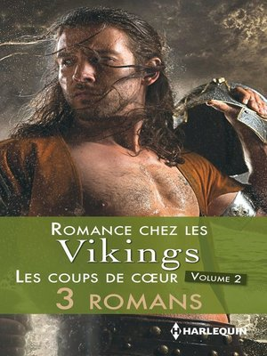 cover image of Romance chez les vikings