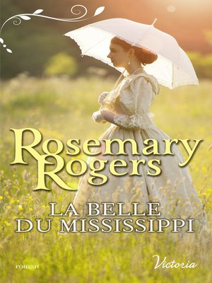 cover image of La belle du Mississipi