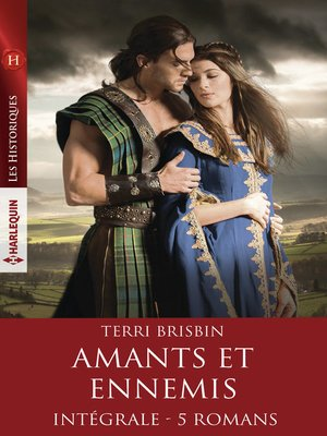 cover image of Amants et ennemis--Intégrale 5 romans