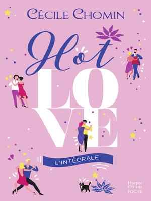 cover image of Hot Love l'intégrale