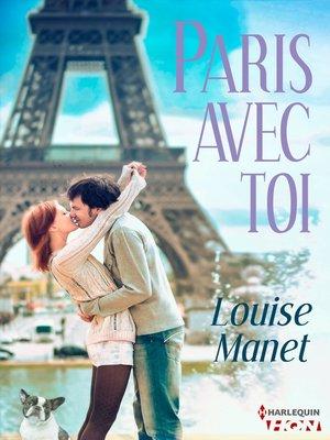 cover image of Paris avec toi
