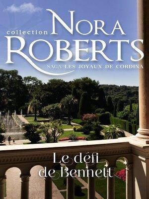 cover image of Le défi de Bennett