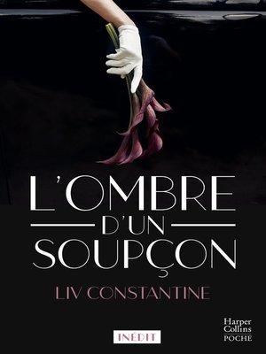 cover image of L'ombre d'un soupçon