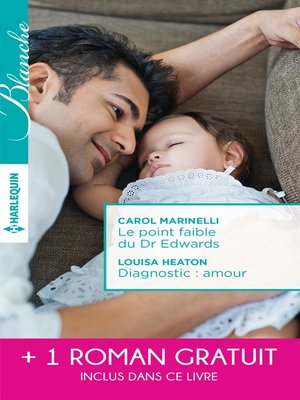 cover image of Le point faible du Dr Edwards--Diagnostic