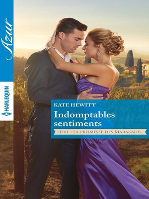 cover image of Indomptables sentiments