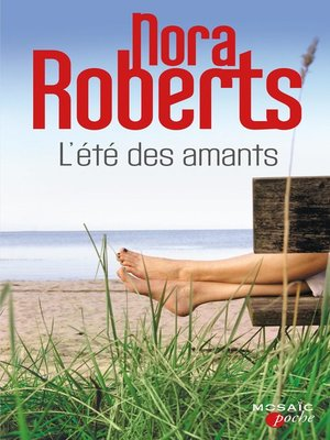 cover image of L'été des amants